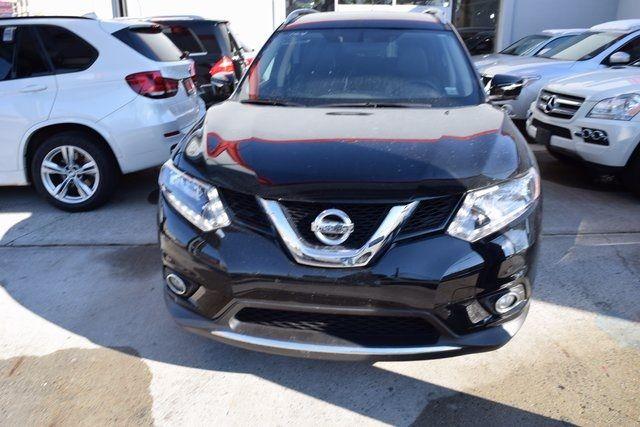 2015 Nissan Rogue SL Richmond Hill, New York 2