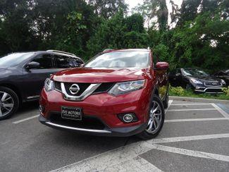 2015 Nissan Rogue SL AWD. PANORAMIC. NAVIGATION SEFFNER, Florida