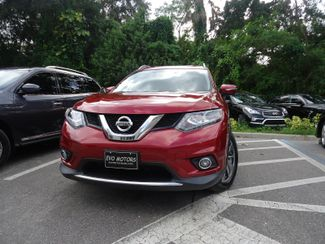 2015 Nissan Rogue SL AWD. PANORAMIC. NAVIGATION SEFFNER, Florida 6