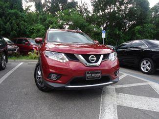 2015 Nissan Rogue SL AWD. PANORAMIC. NAVIGATION SEFFNER, Florida 8