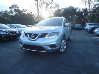 2015 Nissan Rogue SV SEFFNER, Florida 4