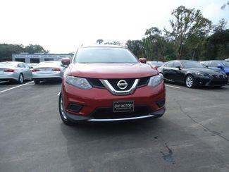 2015 Nissan Rogue SV AWD SEFFNER, Florida 7