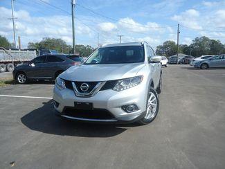 2015 Nissan Rogue SL AWD. PANORAMIC. NAVI. 360 CAMERA. BOSE SEFFNER, Florida