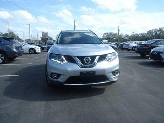 2015 Nissan Rogue SL AWD. PANORAMIC. NAVI. 360 CAMERA. BOSE SEFFNER, Florida 8