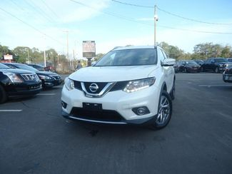 2015 Nissan Rogue SL AWD LEATHER. NAVI. 360CAM. PWR TAILGATE. HTD SEATS SEFFNER, Florida