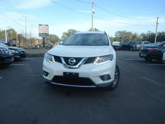 2015 Nissan Rogue SL AWD LEATHER. NAVI. 360CAM. PWR TAILGATE. HTD SEATS SEFFNER, Florida 6