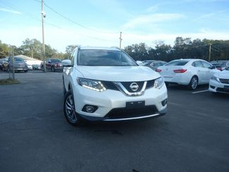 2015 Nissan Rogue SL AWD LEATHER. NAVI. 360CAM. PWR TAILGATE. HTD SEATS SEFFNER, Florida 7