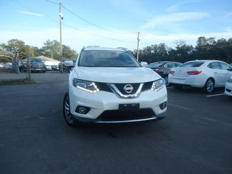 2015 Nissan Rogue SL AWD LEATHER. NAVI. 360CAM. PWR TAILGATE. HTD SEATS SEFFNER, Florida 8