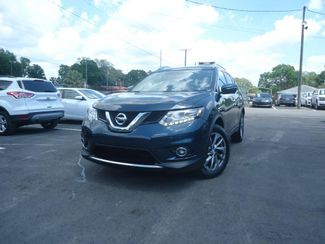2015 Nissan Rogue SL AWD. PANORAMIC. NAVIGATION SEFFNER, Florida