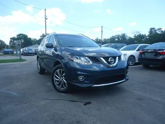 2015 Nissan Rogue SL AWD. PANORAMIC. NAVIGATION SEFFNER, Florida 10