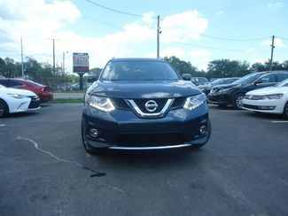 2015 Nissan Rogue SL AWD. PANORAMIC. NAVIGATION SEFFNER, Florida 12