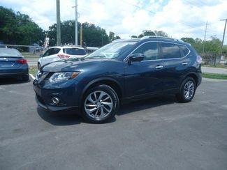 2015 Nissan Rogue SL AWD. PANORAMIC. NAVIGATION SEFFNER, Florida 5