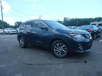 2015 Nissan Rogue SL AWD. PANORAMIC. NAVIGATION SEFFNER, Florida 9