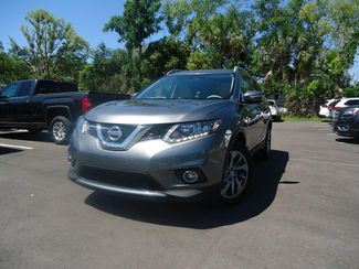 2015 Nissan Rogue SL NAVI. LTHR. BOSE. PWR TAILGATE SEFFNER, Florida