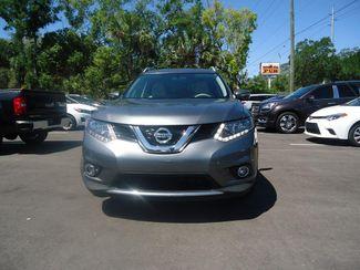 2015 Nissan Rogue SL NAVI. LTHR. BOSE. PWR TAILGATE SEFFNER, Florida 7
