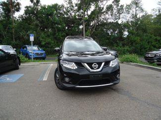 2015 Nissan Rogue SL AWD  PREM PKG. PANORAMIC. NAVIGATION SEFFNER, Florida 11