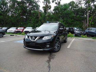 2015 Nissan Rogue SL AWD  PREM PKG. PANORAMIC. NAVIGATION SEFFNER, Florida 7