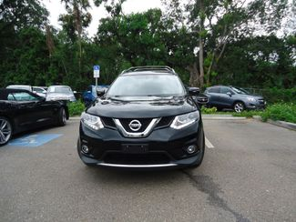 2015 Nissan Rogue SL AWD  PREM PKG. PANORAMIC. NAVIGATION SEFFNER, Florida 8