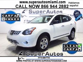 2015 Nissan Rogue Select S Doral (Miami Area), Florida