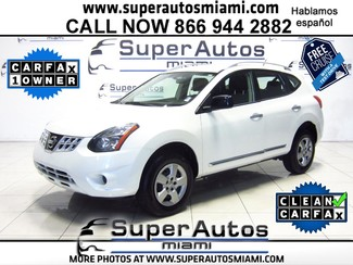 2015 Nissan Rogue Select S Doral (Miami Area), Florida