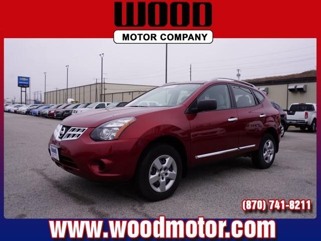 2015 Nissan Rogue Select S Harrison, Arkansas 0