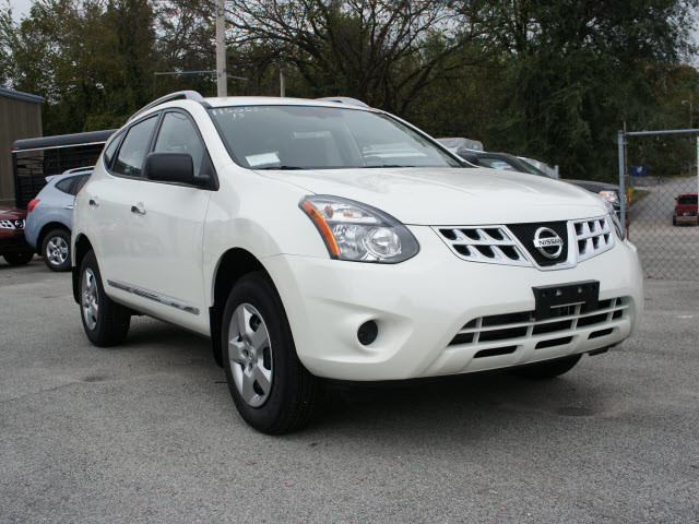 2015 Nissan Rogue Select S Harrison, Arkansas 3