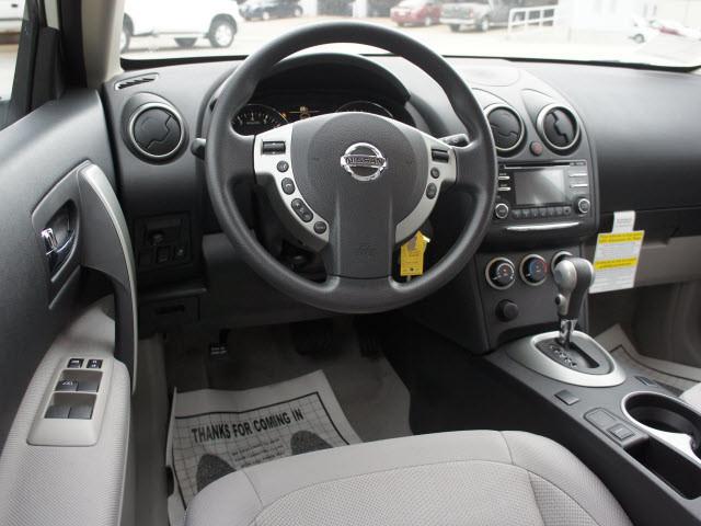 2015 Nissan Rogue Select S Harrison, Arkansas 4