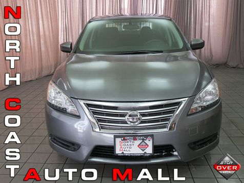 2015 Nissan Sentra S in Akron, OH