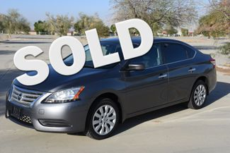 2015 Nissan Sentra in Cathedral City, CA