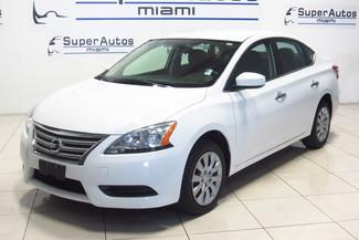 2015 Nissan Sentra SV Doral (Miami Area), Florida 1