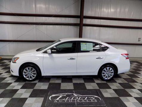 2015 Nissan Sentra S - Ledet's Auto Sales Gonzales_state_zip in Gonzales, Louisiana