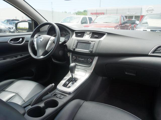 2015 Nissan Sentra SR Harrison, Arkansas 6