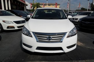 2015 Nissan Sentra SV Hialeah, Florida 1