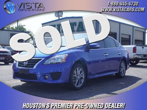 2015 Nissan Sentra SR in Houston, Texas