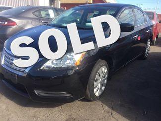 2015 Nissan Sentra S AUTOWORLD (702) 452-8488 Las Vegas, Nevada