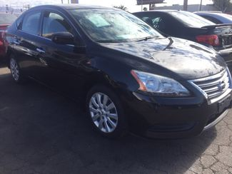 2015 Nissan Sentra S AUTOWORLD (702) 452-8488 Las Vegas, Nevada 1