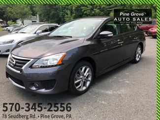 2015 Nissan Sentra in Pine Grove PA