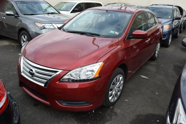 2015 Nissan Sentra S Richmond Hill, New York 0