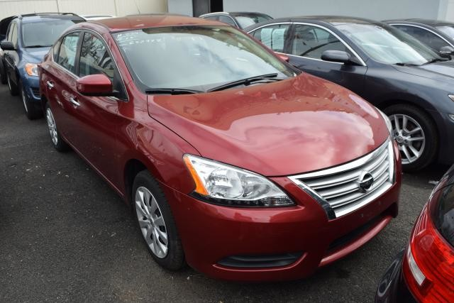 2015 Nissan Sentra S Richmond Hill, New York 1