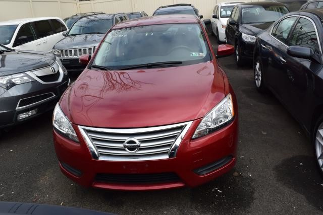 2015 Nissan Sentra S Richmond Hill, New York 2