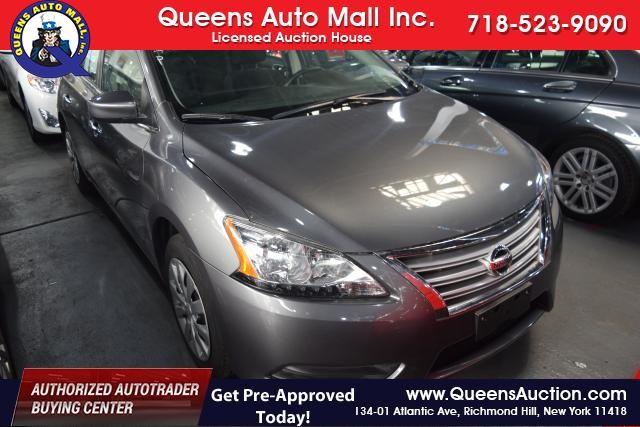 2015 Nissan Sentra S Richmond Hill, New York 1