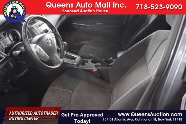2015 Nissan Sentra S Richmond Hill, New York 12