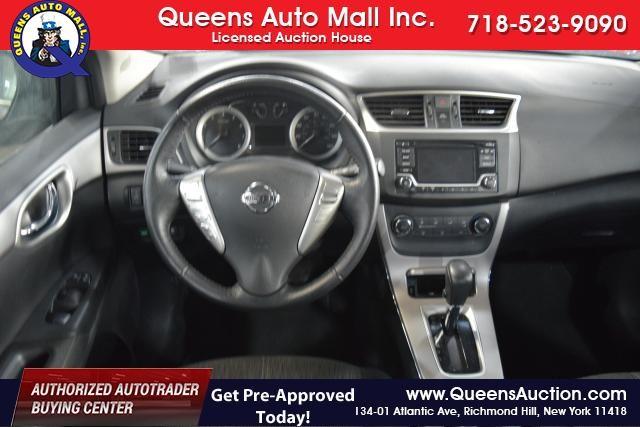 2015 Nissan Sentra S Richmond Hill, New York 14