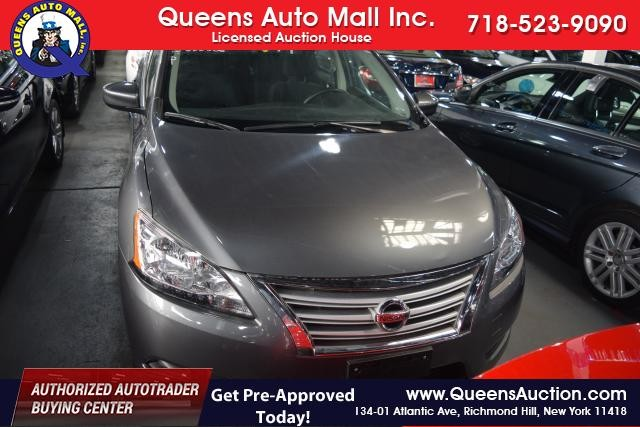 2015 Nissan Sentra S Richmond Hill, New York 2