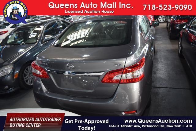 2015 Nissan Sentra S Richmond Hill, New York 3