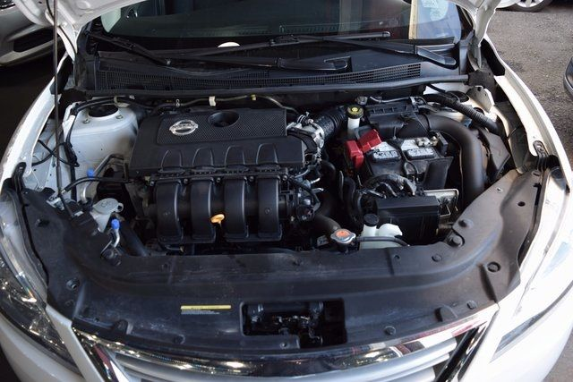2015 Nissan Sentra Richmond Hill, New York 4