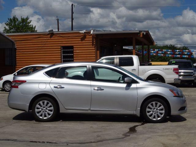 2015 Nissan Sentra S San Antonio , Texas 1