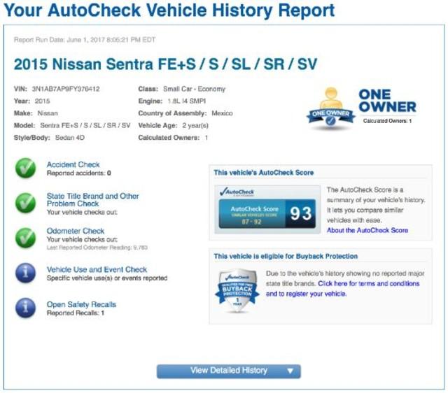 2015 Nissan Sentra S San Antonio , Texas 11