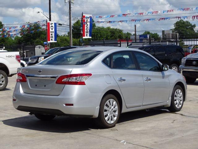 2015 Nissan Sentra S San Antonio , Texas 2