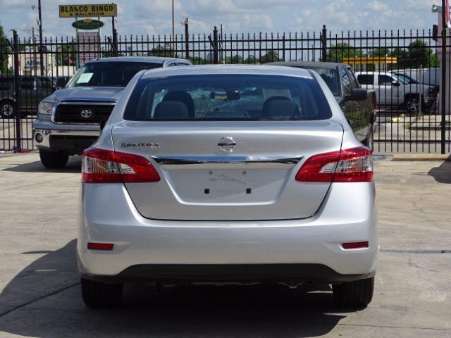 2015 Nissan Sentra S San Antonio , Texas 3